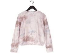 Sweater Holly Print Sweat Merhfarbig/Bunt Damen