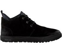 Schwarze Replay Sneaker MALBY