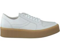 Weiße PS Poelman Sneaker 13376