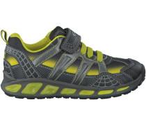 Schwarze Geox Sneaker J6494A