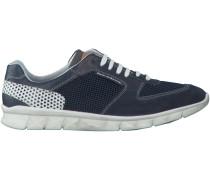 Blaue Floris van Bommel Sneaker 16164