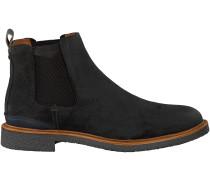 Graue Omoda Chelsea Boots MRINO612