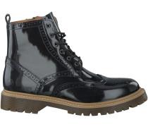 Schwarze Bronx Boots 46618