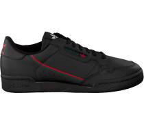 Schwarze Adidas Sneaker Continental 80 Men