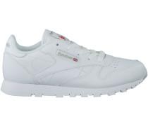 Weisse Reebok Sneaker CLASSIC KIDS