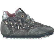 Graue Shoesme Babyschuhe BP6W001