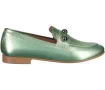 Grüne Omoda Loafer EL04