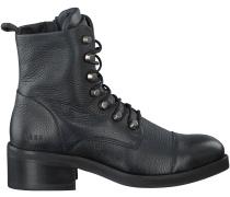 Schwarze Nubikk Boots DALIDA MID CONE