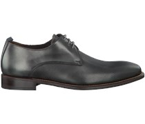 Graue Floris van Bommel Business Schuhe 14383