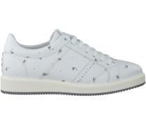 Weisse Nubikk Sneaker NOAH LACE