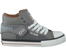 Graue British Knights Sneaker ROCO