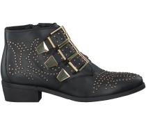Schwarze Bronx Boots 43771-D-231