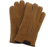 Braune UGG Handschuhe CASUAL GLOVE