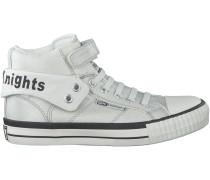 Silberne British Knights Sneaker ROCO
