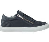 Blaue Antony Morato Sneaker LOS ANGELES