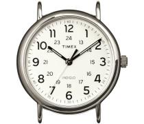 Silberne Timex Uhr (ohne Armband) WEEKENDER 40
