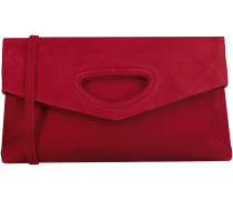 Rote Unisa Clutch ZGRISEL