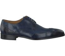 Blaue Greve Business Schuhe 4162