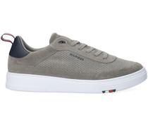 Sneaker Low Modern Cupsole Perf Grau Herren