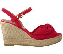 Rote Kanna Espadrilles KV8130