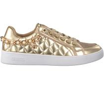 Goldene Guess Sneaker FLBN21 LAC122