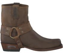 Braune Sendra Cowboystiefel 9077