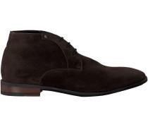 Braune Van Bommel Business Schuhe 20057
