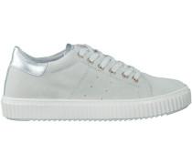 Weiße Kanjers Sneaker 4340