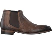 Braune Greve Business Schuhe 4752