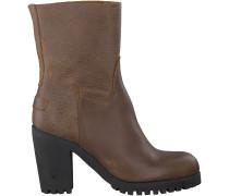 Braune Shabbies Stiefel 228127
