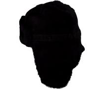 Schwarze UGG Mütze BAILEY AVIATOR KIDS