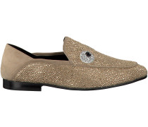 Goldene Lola Cruz Loafer 258Z00BK
