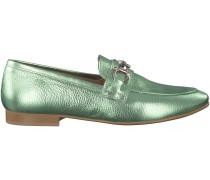 Grüne Omoda Loafer EL03