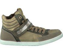 Goldene Bullboxer Sneaker AEBF5S570