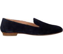 Blaue Fred de la Bretoniere Loafer 120010017