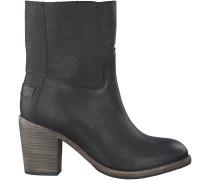 Schwarze Shabbies Stiefel 250192