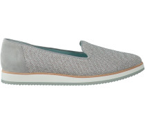 Silberne Via Vai Slipper 4609024
