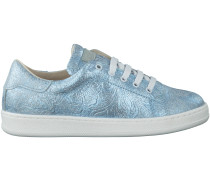 Blaue Clic Sneaker 9187