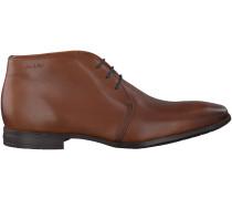 Cognac Van Lier Business Schuhe 6051