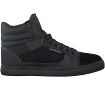 Schwarze G-Star Sneaker NEW AUGUR