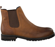 Braune Omoda Chelsea Boots 80076