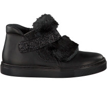 Schwarze Kipling Sneaker BRUNA 2A