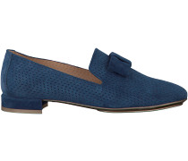 Blaue Hispanitas Loafer ITACA