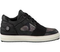 Schwarze Vingino Sneaker ELIA STRAP