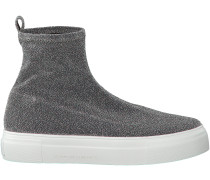 Silberne Kennel & Schmenger Ankle Boots 20440