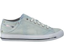 Blaue Diesel Sneaker MAGNETE EXPOSURE