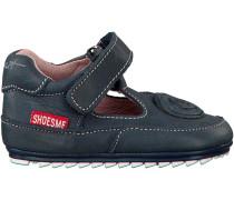Blaue Shoesme Babyschuhe BP8S121
