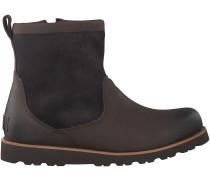 Braune UGG Ankle Boots HENDREN
