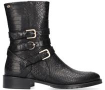 Biker Boots 181010109 Schwarz Damen