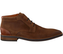 Cognac Van Lier Business Schuhe 5481